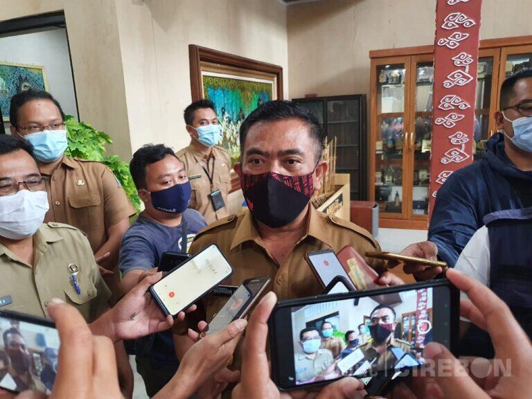 Wali Kota Cirebon Tidak Dapat Vaksin, ini Alasannya