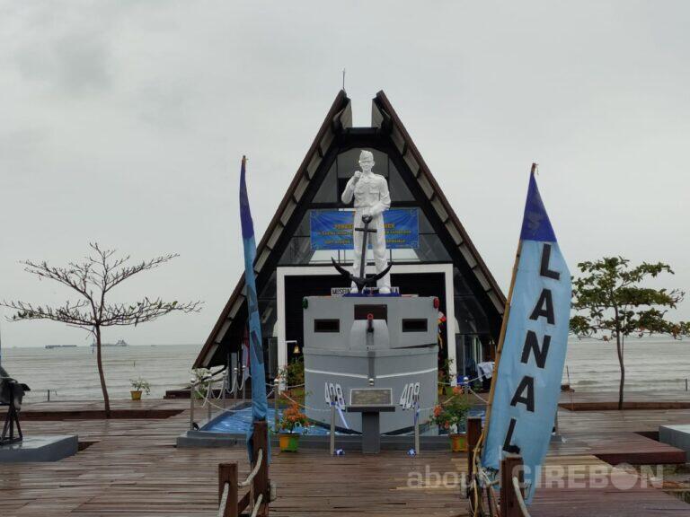 Monumen RI Gadjah Mada 408, Patung Kapten Samadikun dan Museum Bahari Sarwajala Diresmikan