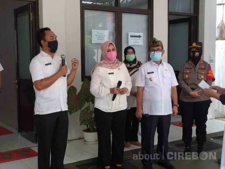 8.009 Tenaga Kesehatan di Kabupaten Cirebon akan Diberi Vaksin