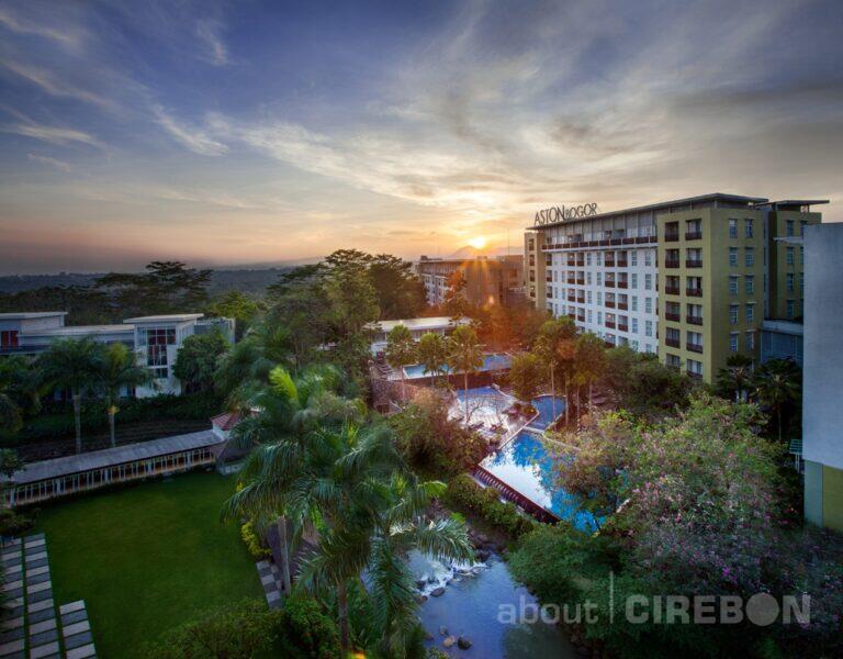 Aston Bogor Hotel & Resort Tampil Cantik dengan Ratusan Anggrek