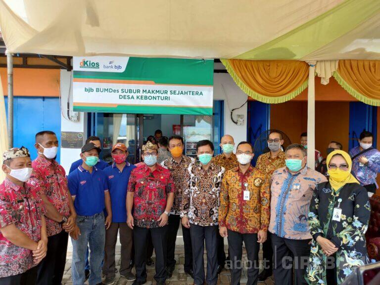 Dua BUMDes di Kabupaten Cirebon Terapkan Transaksi Non Tunai
