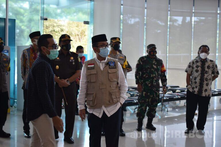 Bupati Cirebon Minta Semua Pihak Ikuti Aturan Selama PPKM