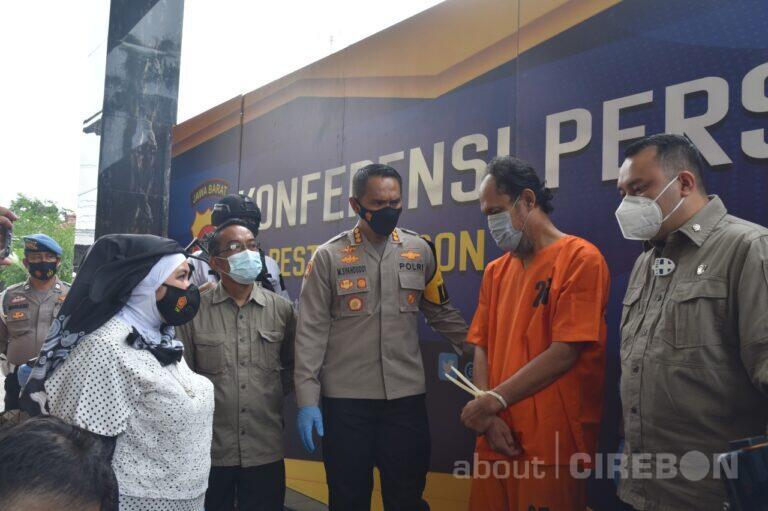 Cabuli Anak Dibawah Umur, Penjaga Tempat Ibadah Ditangkap Satreskrim Polresta Cirebon