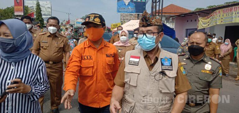 PPKM di Kabupaten Cirebon Diperpanjang Hingga 8 Februari 2021