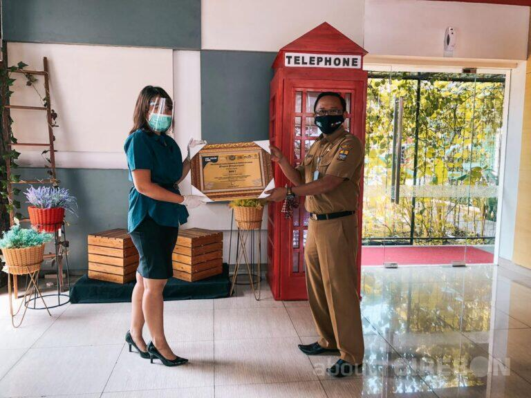 Metland Hotel Cirebon Raih 2 Kategori Dalam penilaian Program CHSE