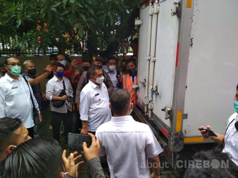 4.600 Vaksin Tiba di Kota Cirebon, Jumat Mulai Vaksinasi