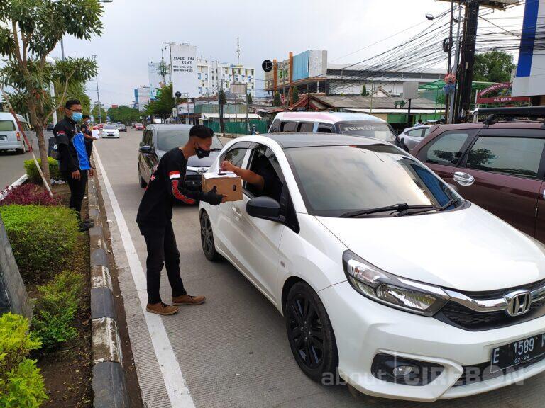 ACT Cabang Cirebon Bersama Komunitas Motor Gelar Penggalangan Dana untuk Korban Bencana