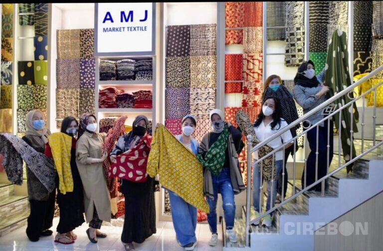 AMJ Market Textile Jadi Toko Tekstil Terlengkap di Arjawinangun