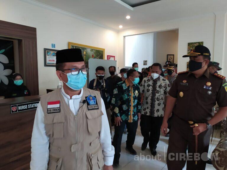 Bupati Cirebon Nyatakan Siap Divaksin Covid-19