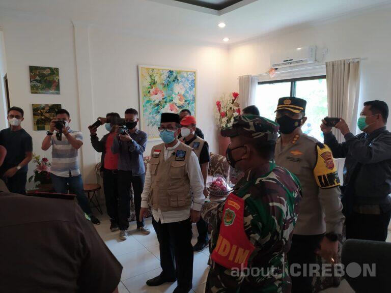 Pemkab Cirebon Siapkan Ruang Isolasi Mandiri di Gronggong