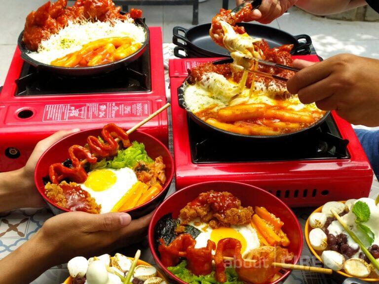 Program Jelajah Rasa, Kandang Ayam Hadirkan Menu Korean Taste