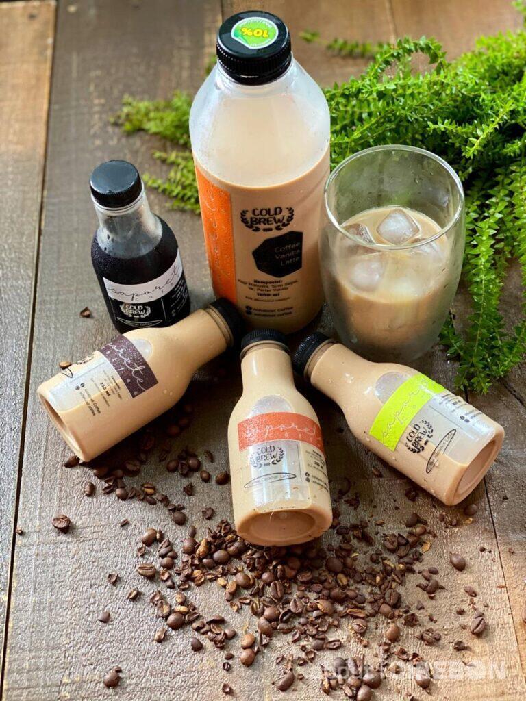 Beli Saporete Coffee, 10% Keuntungannya Untuk Membantu Anak Yatim