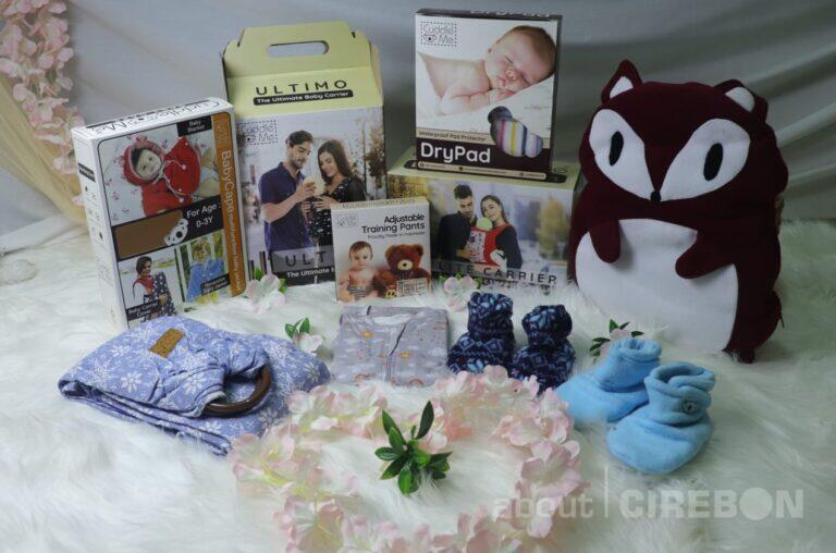 Berbelanja Kebutuhan Bayi, Pembeli Otomatis Ikut Bedonasi 