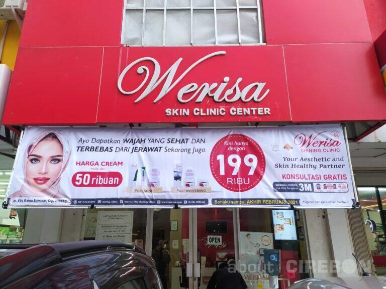 Werisa Shining Clinic Cirebon Hadirkan Promo Paket Cream 199Ribu