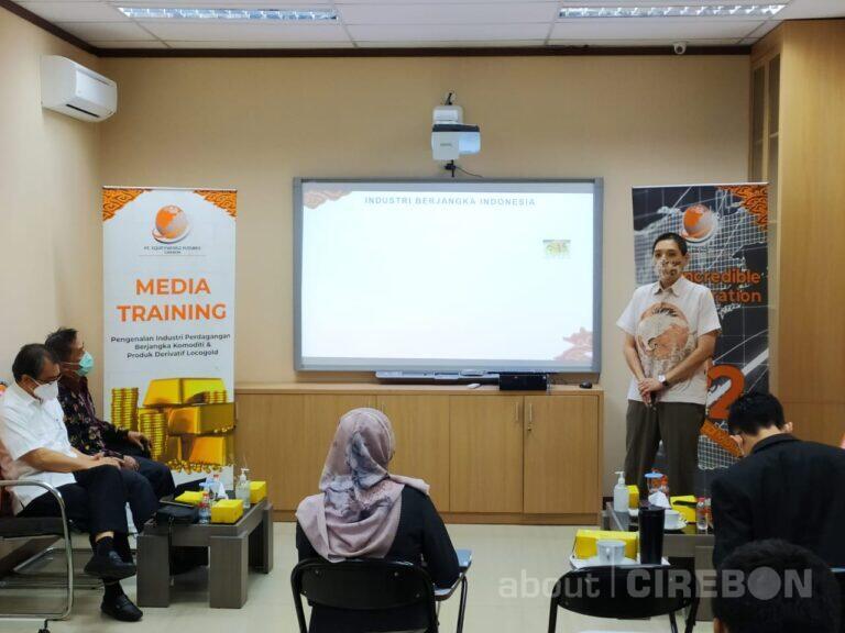 Kenalkan Peluang Investasi di Perdagangan Berjangka Komoditi, EWF Cirebon Gelar Edukasi