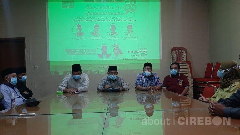 Peringatan Harlah ke-98 NU di Kabupaten Cirebon Digelar Sederhana