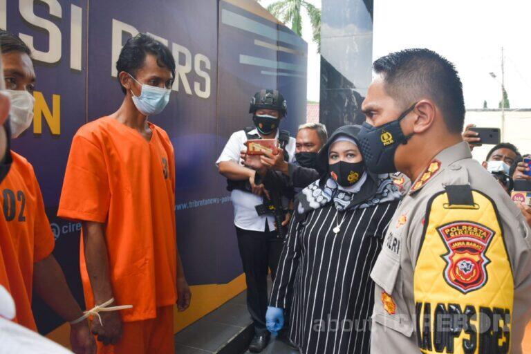 Polresta Cirebon Ringkus Tiga Tersangka Pencabulan Anak Di Bawah Umur