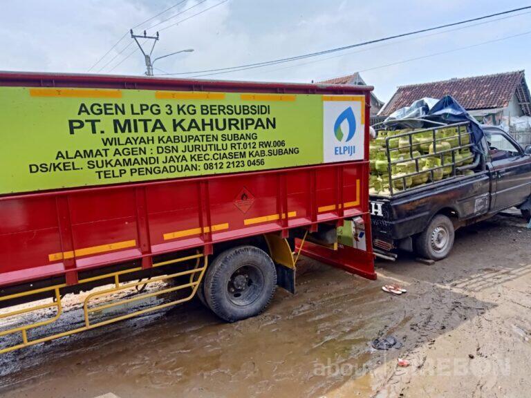 Banjir Subang, Pertamina Pastikan Penyaluran LPG dan BBM Aman