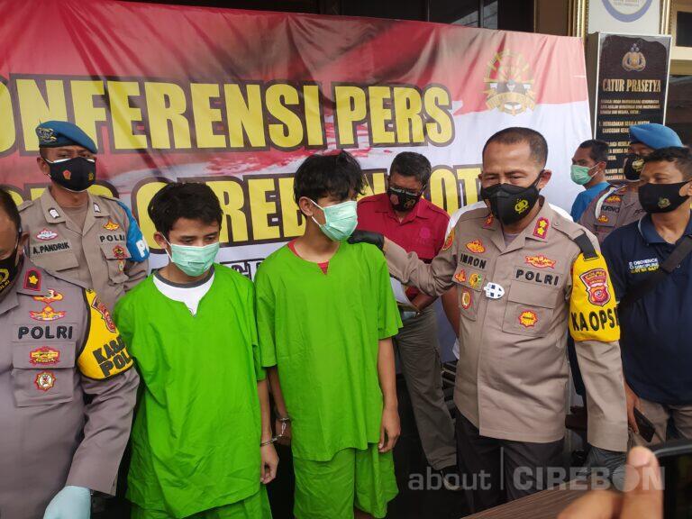 Kapolres Cirebon Kota Nyatakan Perang Dengan Berandalan Bermotor