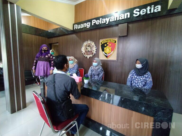 Satreskrim Polresta Cirebon Luncurkan Ruang Pelayanan Setia, Ini Fungsinya