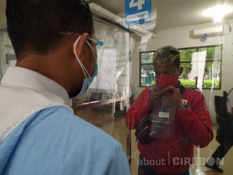 Ini Cara Pemeriksaan GeNose di Stasiun Cirebon bagi Calon Penumpang KA