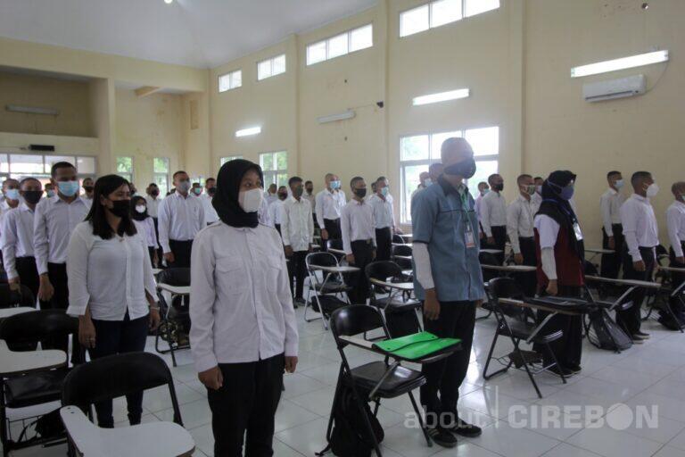 Tekan Angka Pengangguran, Pemkab Cirebon Gelar Pelatihan Peningkatan Kualitas Produktivitas Tenaga Kerja