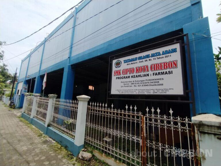 SMK Cipto Kota Cirebon Tawarkan Program Farmasi, Bebas Biaya Gedung hingga SPP Bulanan