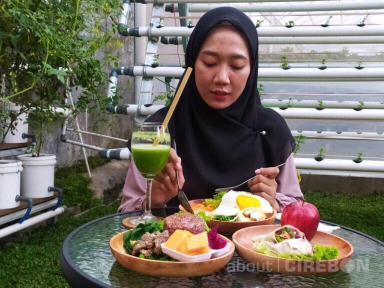 GH Kopi Cirebon Tawarkan Menu Sehat dan Konsultasi Gizi