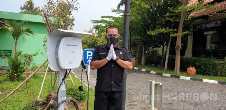 Santika Hotel Hadirkan Fasilitas Charger Mobil Listrik
