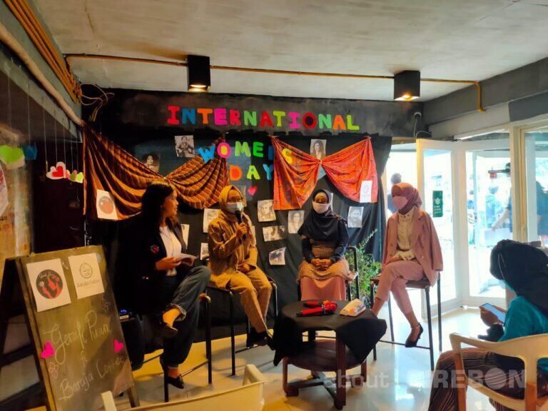 Gerak Puan UGJ Gelar Diskusi Bertema Lawan dan Cegah Kekerasan Seksual