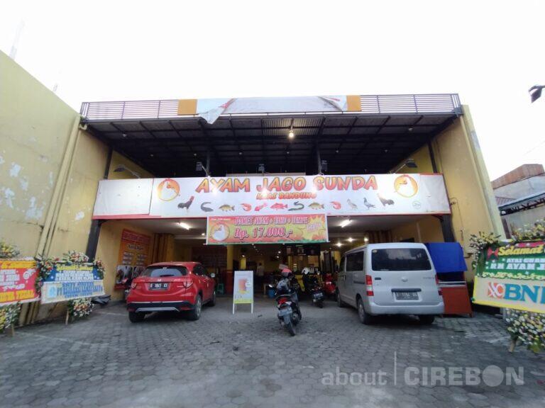 RM Ayam Jago Sunda Khas Bandung, Tawarkan Konsep Pilih Sendiri dengan Harga Terjangkau