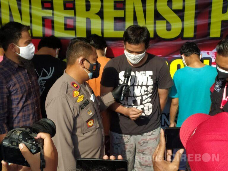 Sembilan Pelaku Tawuran di Jalan Tentara Pelajar Diringkus Polisi