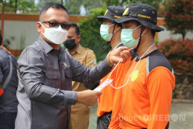 Siaga Bencana, Potensi SAR dari Cirebon dan Indramayu Dilatih Basarnas Jabar