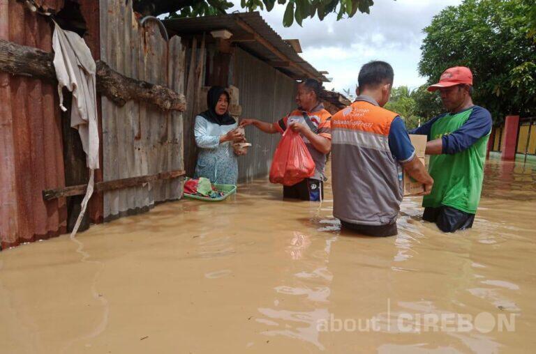 Bantu Korban NTT dan NTB Lewat Rumah Zakat Cirebon