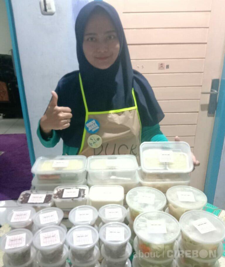 MPASI Homemade Cirebon Solusi Praktis Dengan Menu 4 Bintang Untuk Si Kecil