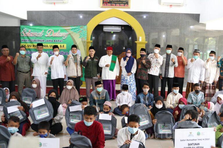 Pemprov Jabar Gelar Safari Ramadan di Kota Cirebon