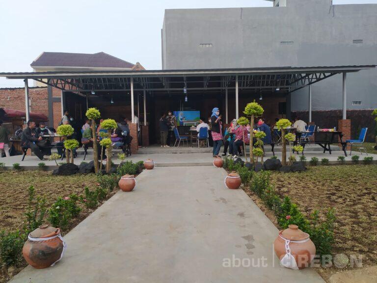DKIS Kota Cirebon Resmikan Co-Working Space Untuk Umum