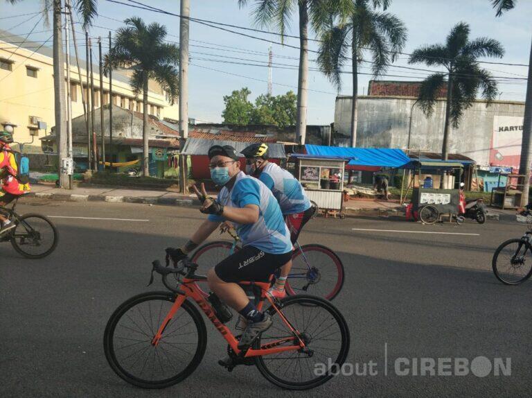 Healthy Fun Bike Bersama Sociamedic Clinic Diminati Penggemar Sepeda