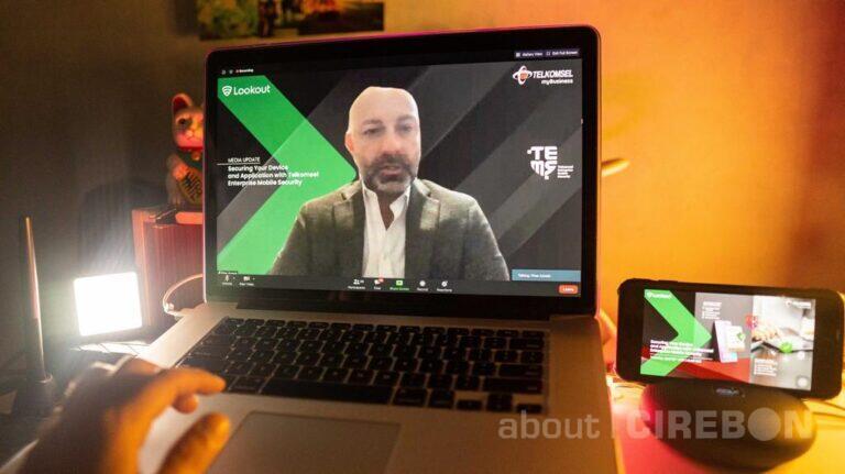 Kolaborasi Telkomsel dan Lookout, Hadirkan Keamanan Bagi Pelaku Bisnis dan Pelanggan