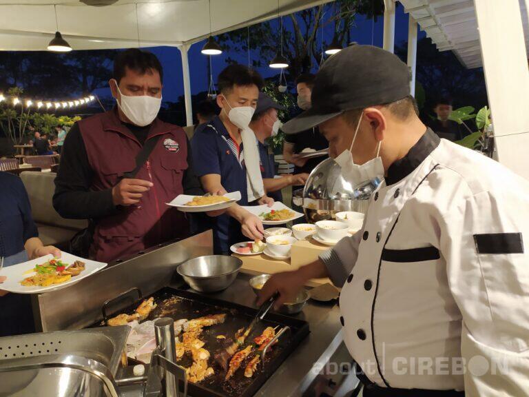 Buka Bersama di Lanaiku Tawarkan Menu Buffet BBQ Ramadhan Makan Sepuasnya