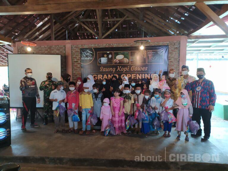 Saung Kopi Gowes Akan Kembangkan Wisata Sawah
