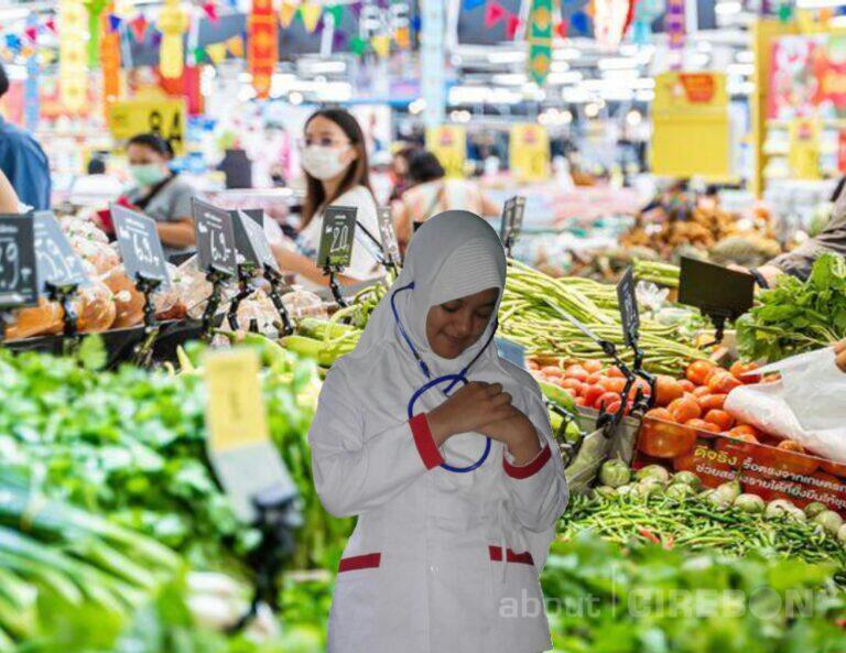 Cara Sederhana Untuk Melihat Adanya Formalin Dalam Produk Makanan Yang Di Jual Pada Pasar Tradisional