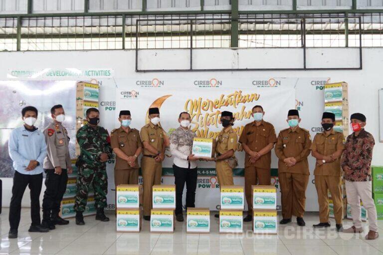 Cirebon Power Bagikan Ribuan BingkisanUntuk Warga