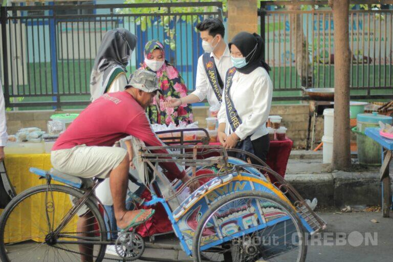 Paguyuban Jaka Rara Kota Cirebon Gelar Ramadan Flash Share Untuk Masyarakat