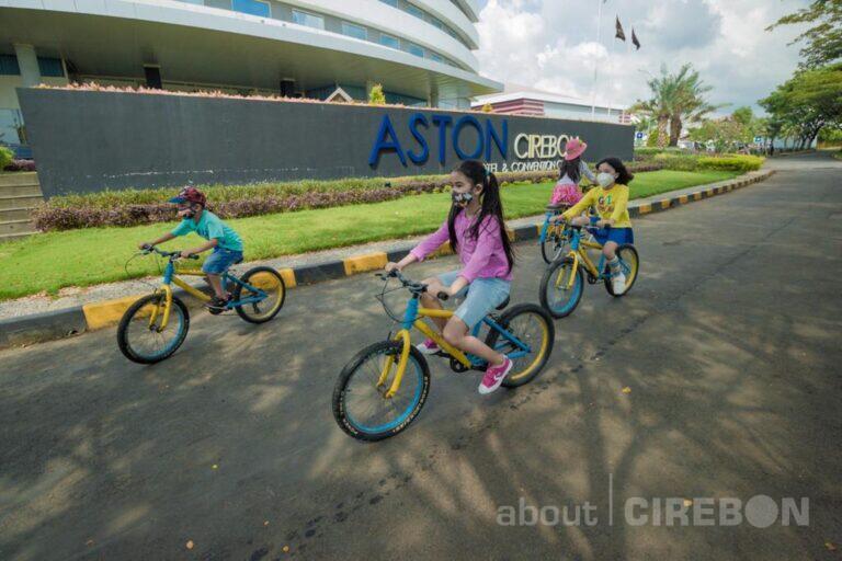 Habiskan Waktu Libur Lebaran Staycation di Aston Cirebon Aja, ini Fasilitasnya