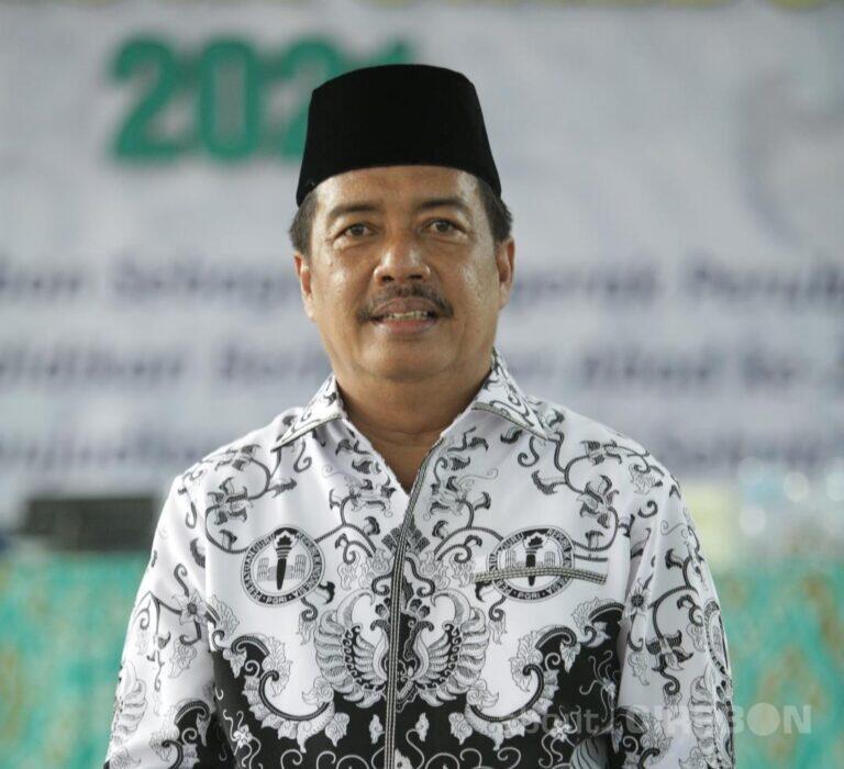 PGRI Kota Cirebon Memaknai Hardiknas di Tengah Pandemi