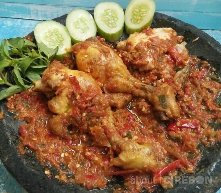 Inspiratif, Bangkit dari PHK Buka Usaha Kuliner Ayam Penyet