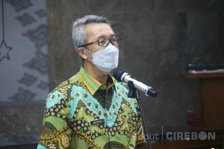 Vaksinasi untuk Pelayanan Publik di Kota Cirebon Melebihi Target