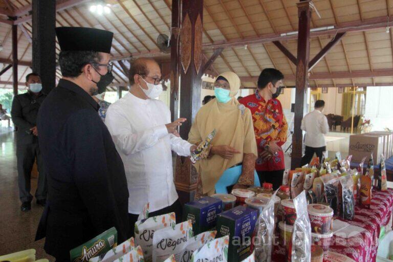UMKM di Kabupaten Cirebon Dapat Perhatian dari Kementerian Koperasi dan UMKM