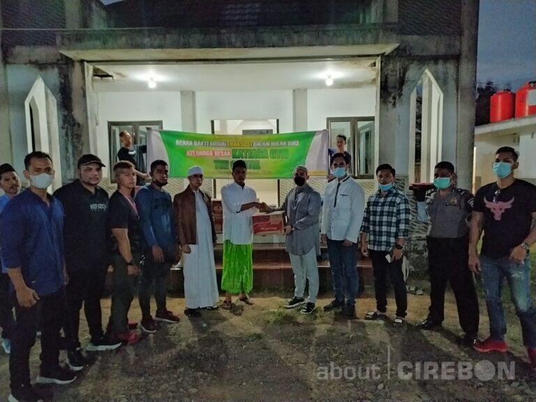 The Cartel Katiasa Gym Kembali Salurkan Bantuan di Bulan Ramadan